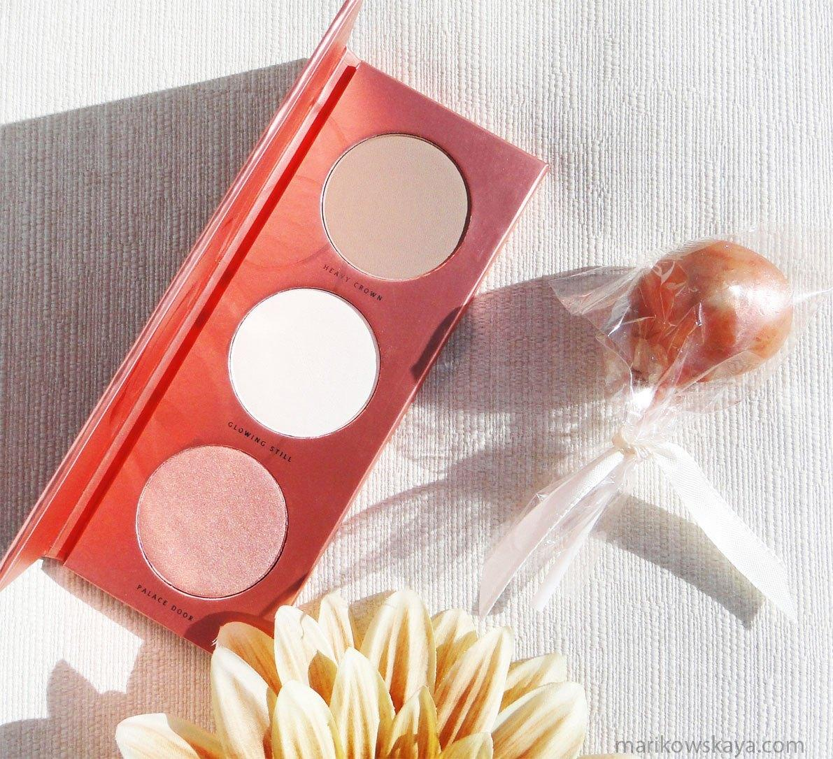 rose golden blush palette zoeva 3