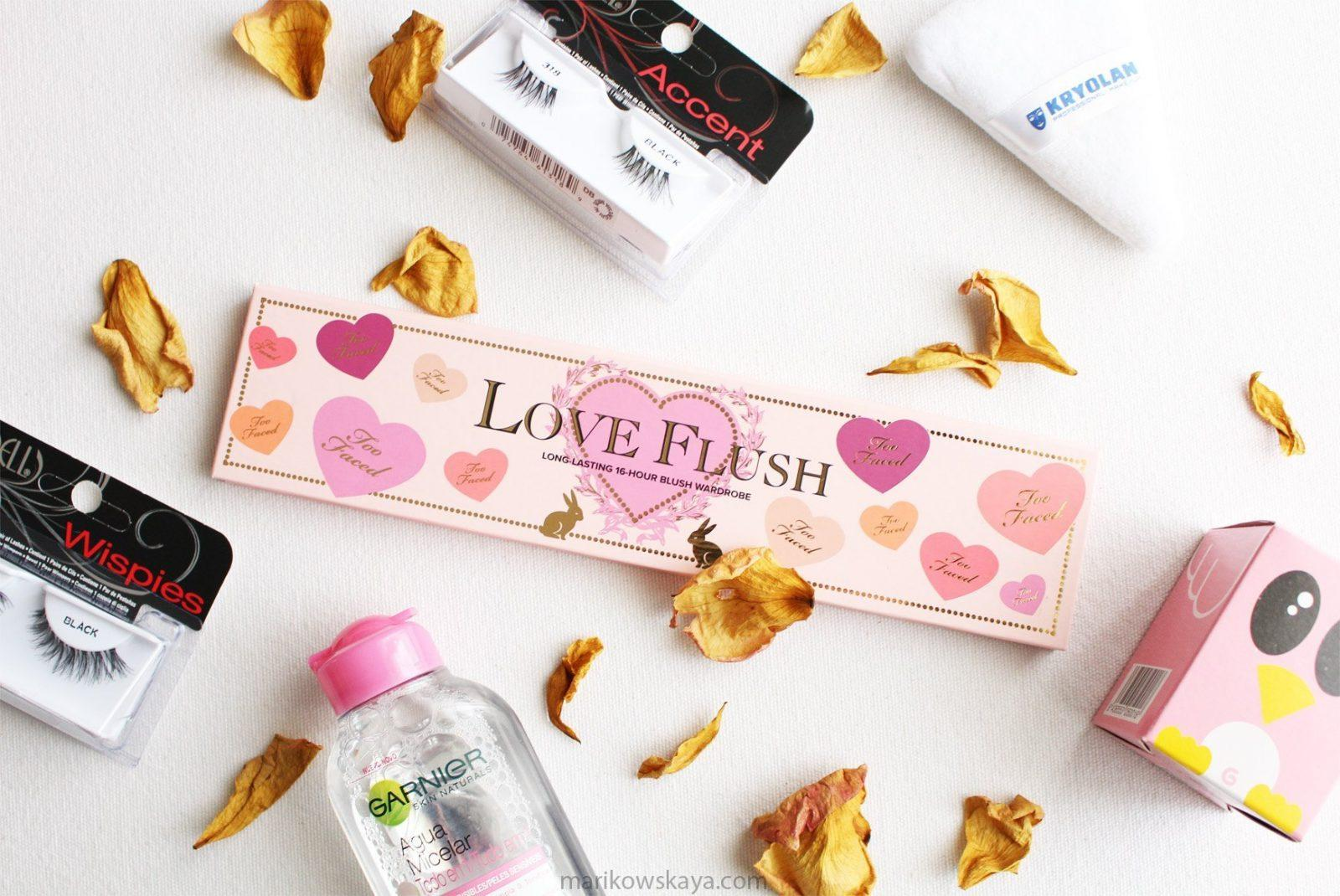 últimas compras love flush 6