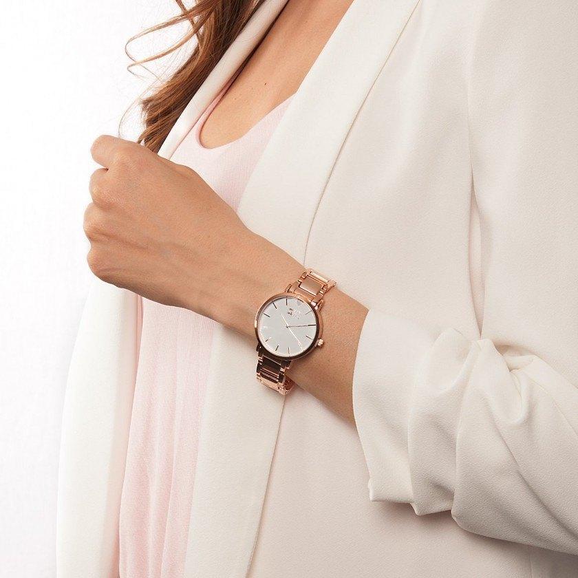 Reloj esfera blanca Adelita Adelita