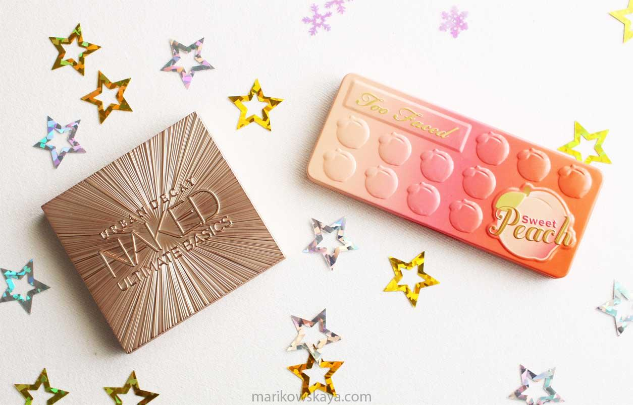 descubrimientos-maquillaje-2016-naked-ultimated-basics-y-sweet-peach-too-faced
