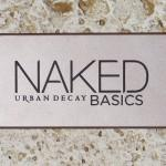 Urban Decay Naked Basics: Swatches, opinión y tres looks
