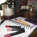 Cómo organizo mi agenda blogger
