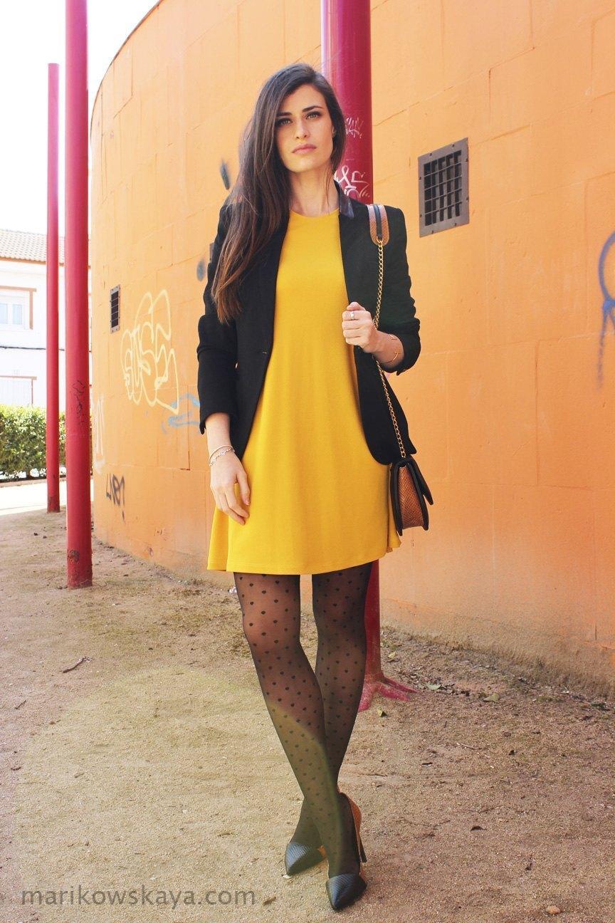 Bodas, Bautizos y Comuniones: Vestido amarillo | Marikowskaya ...