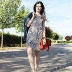 Bodas, Bautizos y Comuniones: Vestido estampado