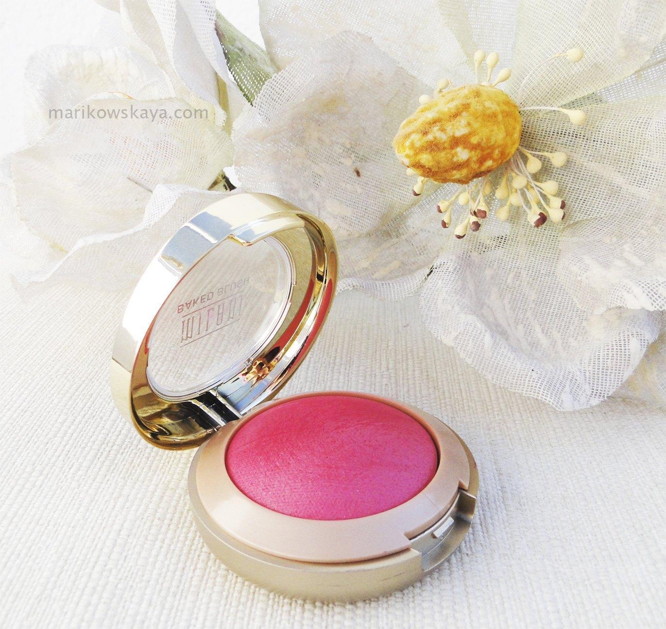top5 coloretes milani bella rose