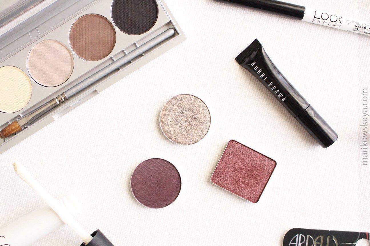 úrsula corberó maquillaje goya 2016 productos ojos 2