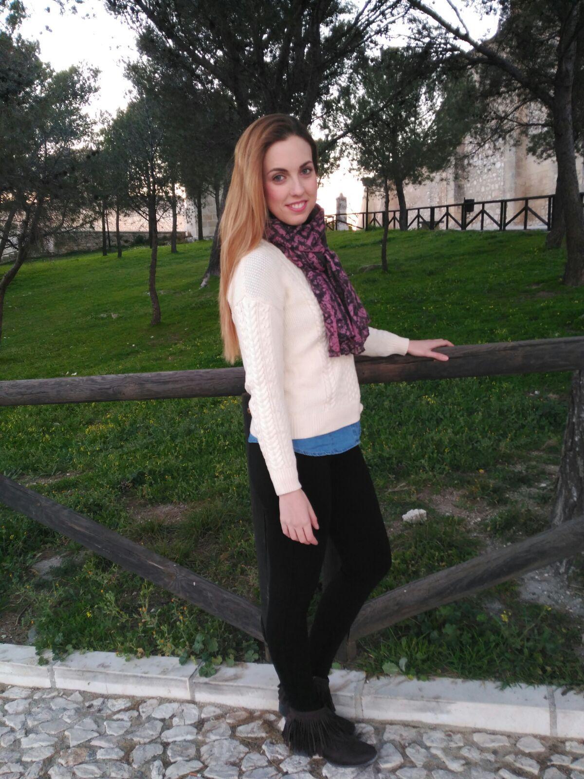 marikowskaya street style nuria botines flecos (2)