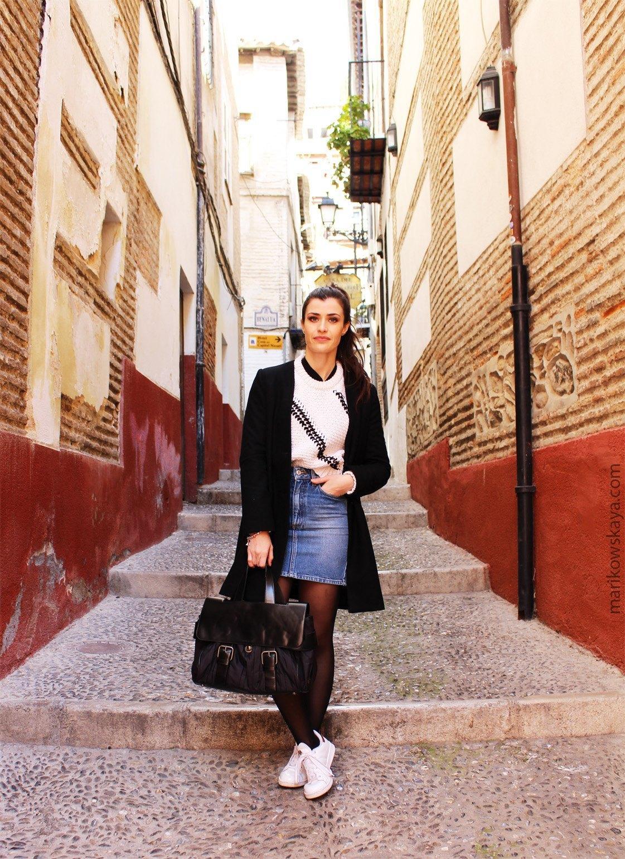 marikowskaya street style stan smith 2