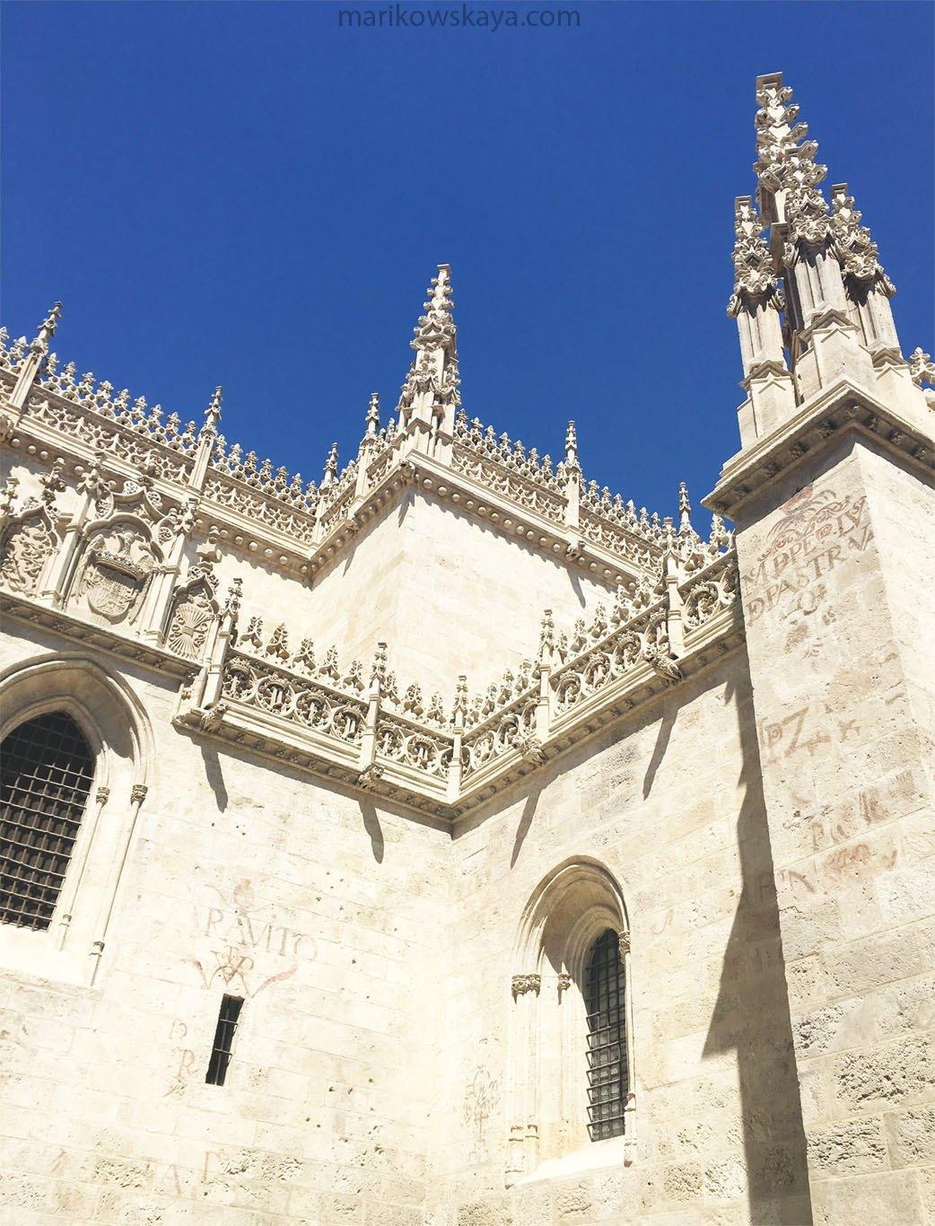 granada - catedral 3