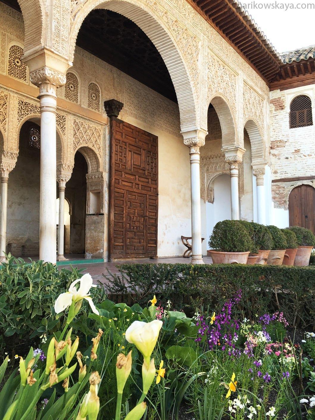 granada - la alhambra 6
