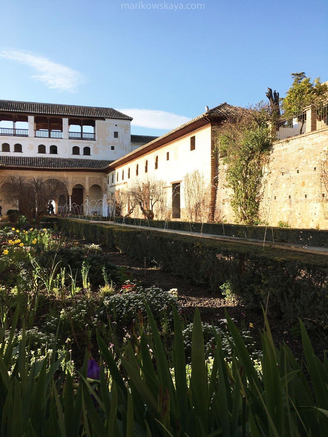granada - la alhambra 9