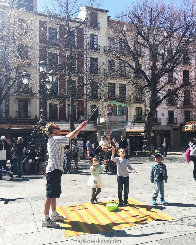 granada - plaza