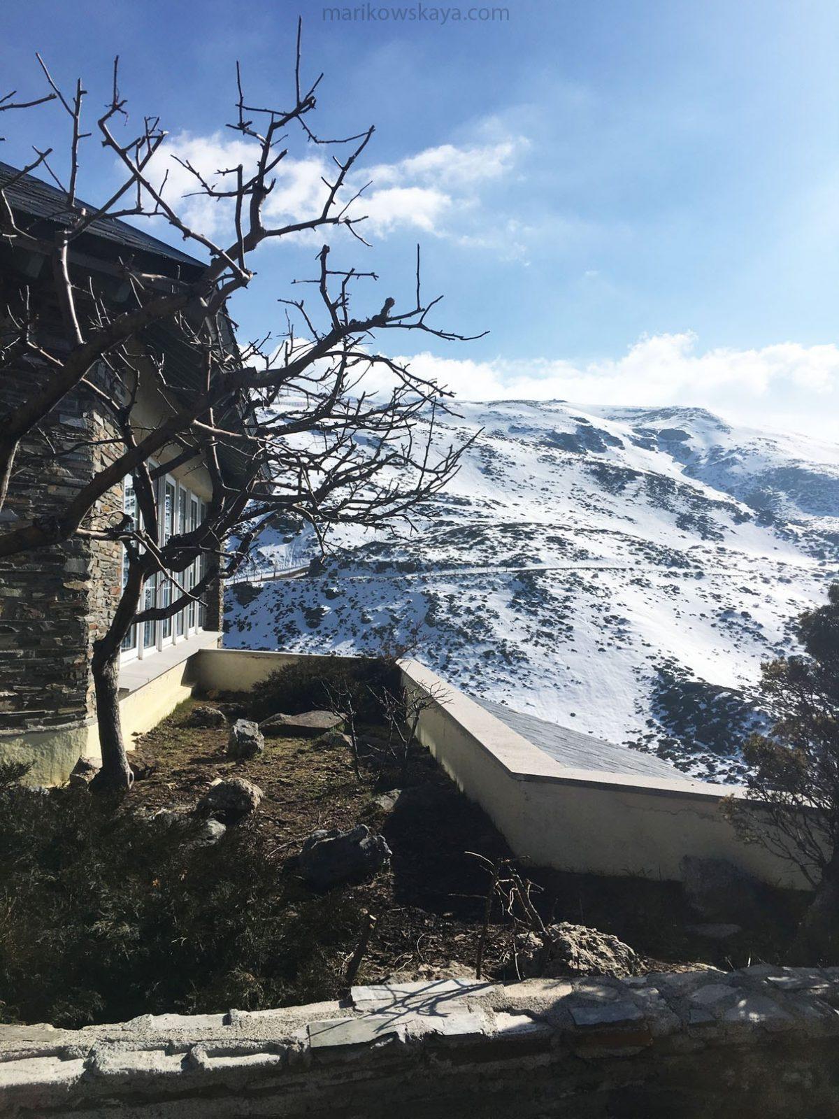 granada - sierra nevada 2