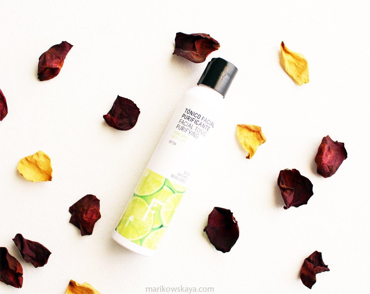 rutina cuidado facial día - freshly cosmetics