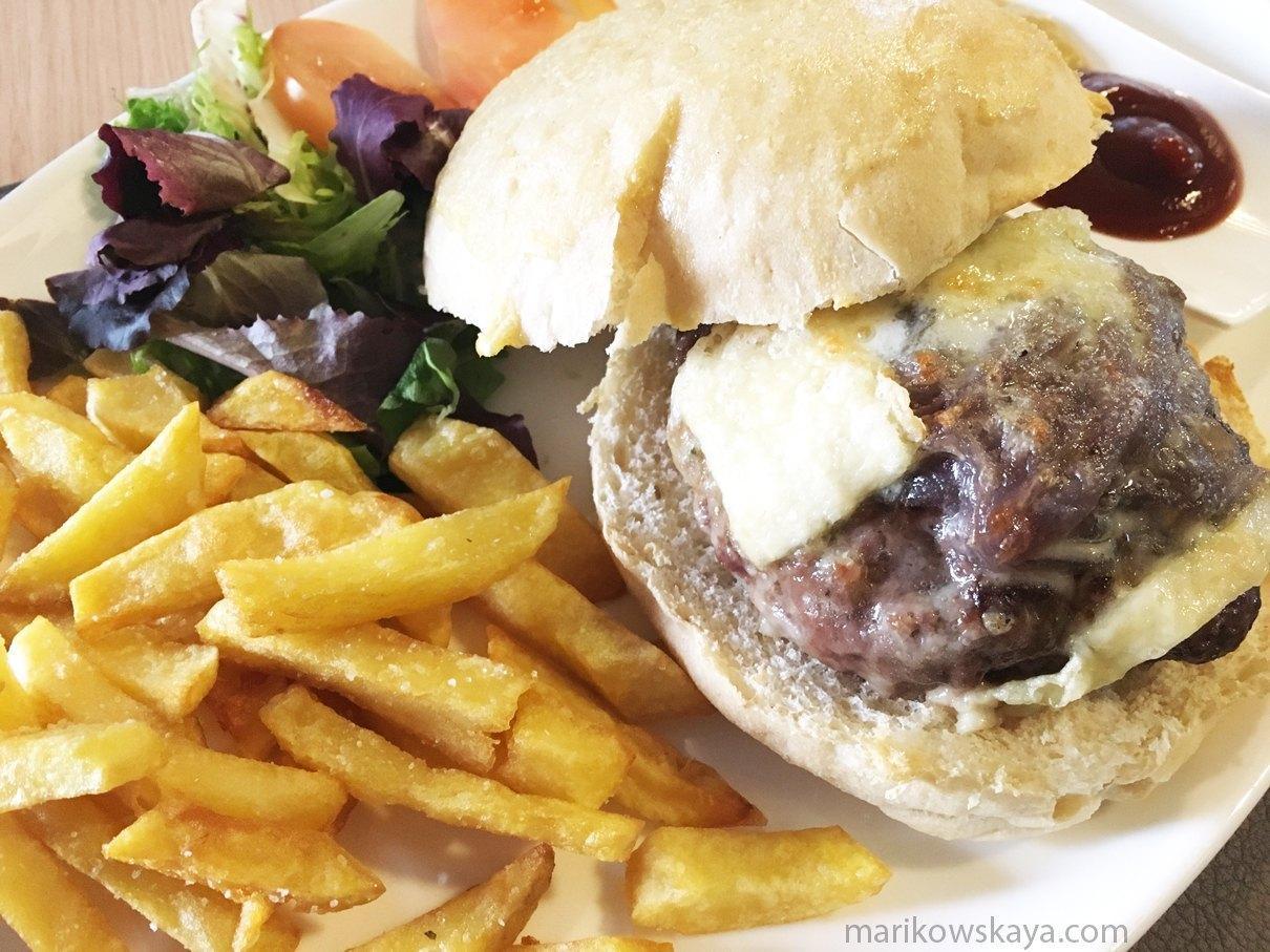madrid nyx gran vía - 90 grados hamburguesa
