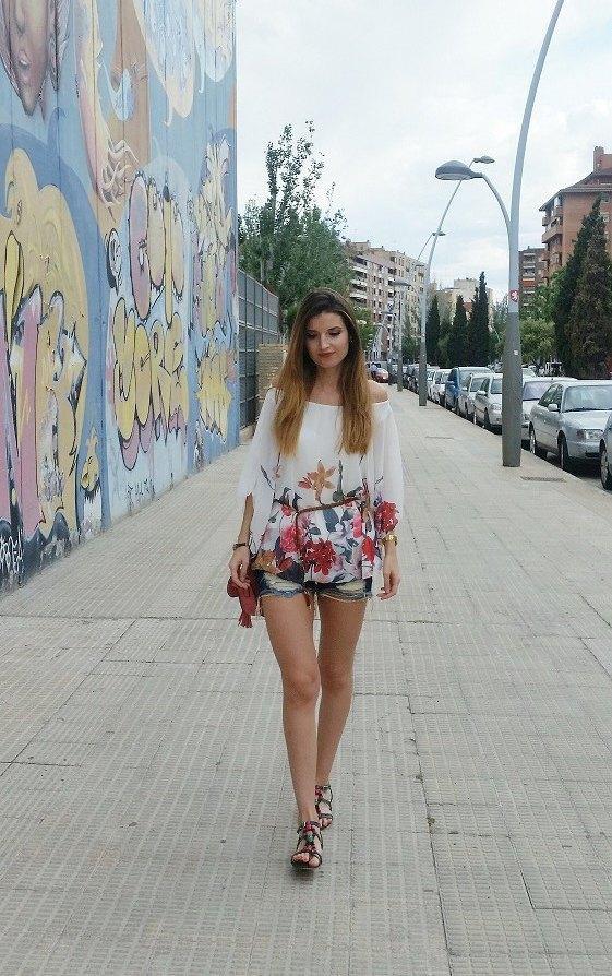 marikowskaya street style andrea shorts (1)