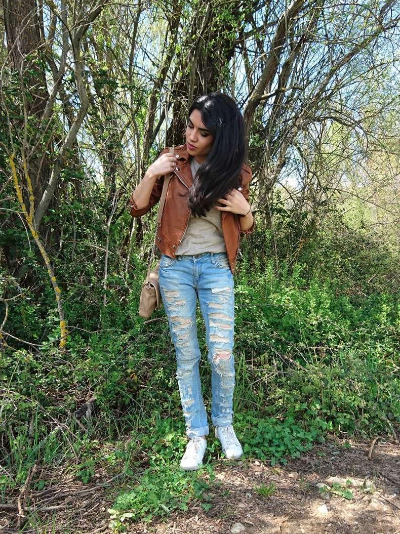 marikowskaya street style lu ripped jeans (5)