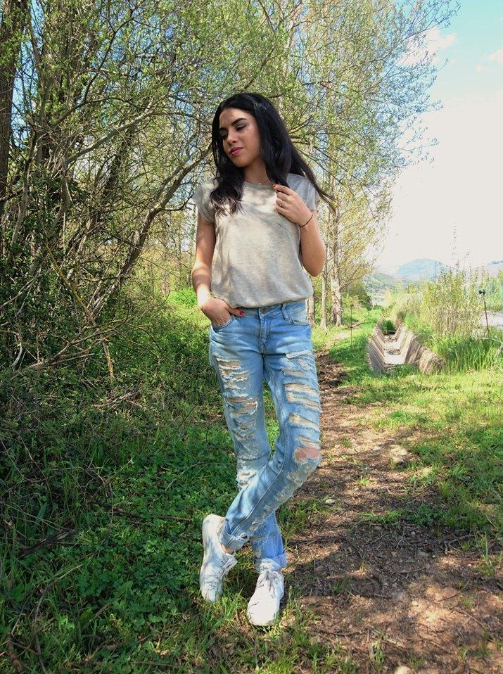 marikowskaya street style lu ripped jeans (6)