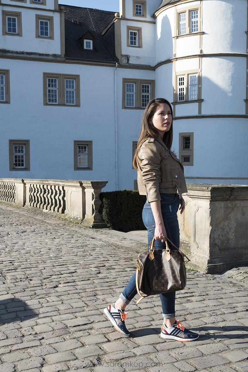 marikowskaya street style sara adidas stella sport  (12)