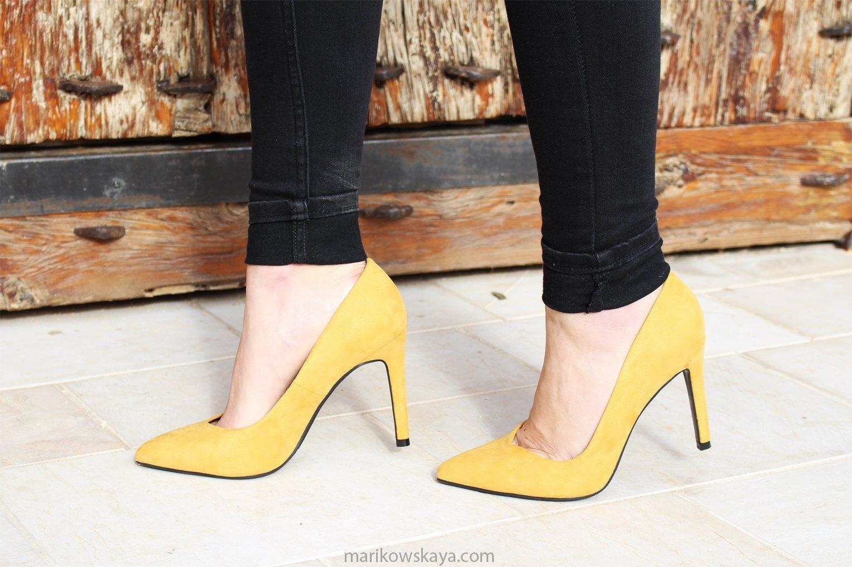 marikowskaya street style zapatos mostaza 14