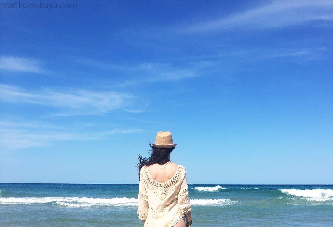 la manga - playa
