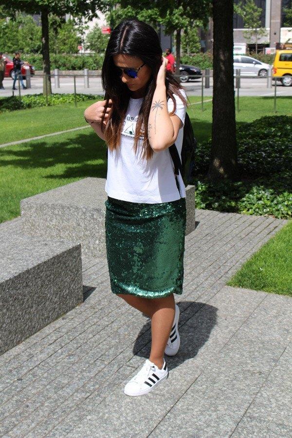 marikowskaya street style carmen falda lentejuelas (1)