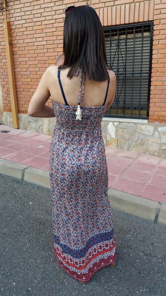 marikowskaya street style diana vestido largo (1)