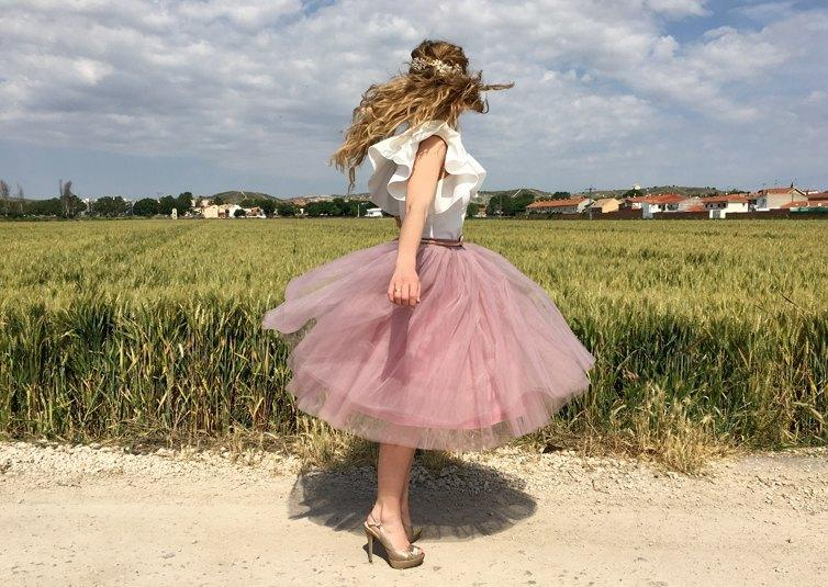 marikowskaya street style jennifer falda de tul (4)