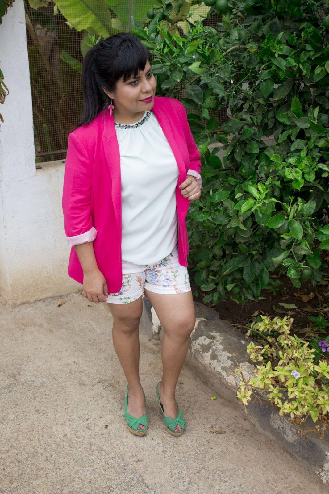 marikowskaya street style lulu blazer rosa (3)