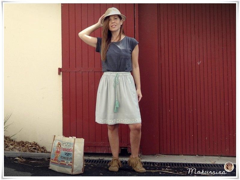 marikowskaya street style maku falda mint (1)
