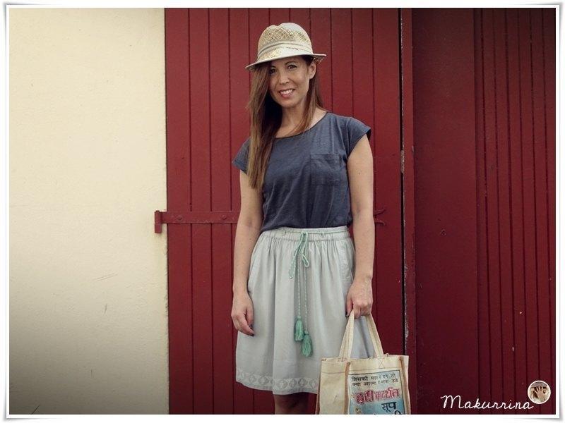 marikowskaya street style maku falda mint (3)