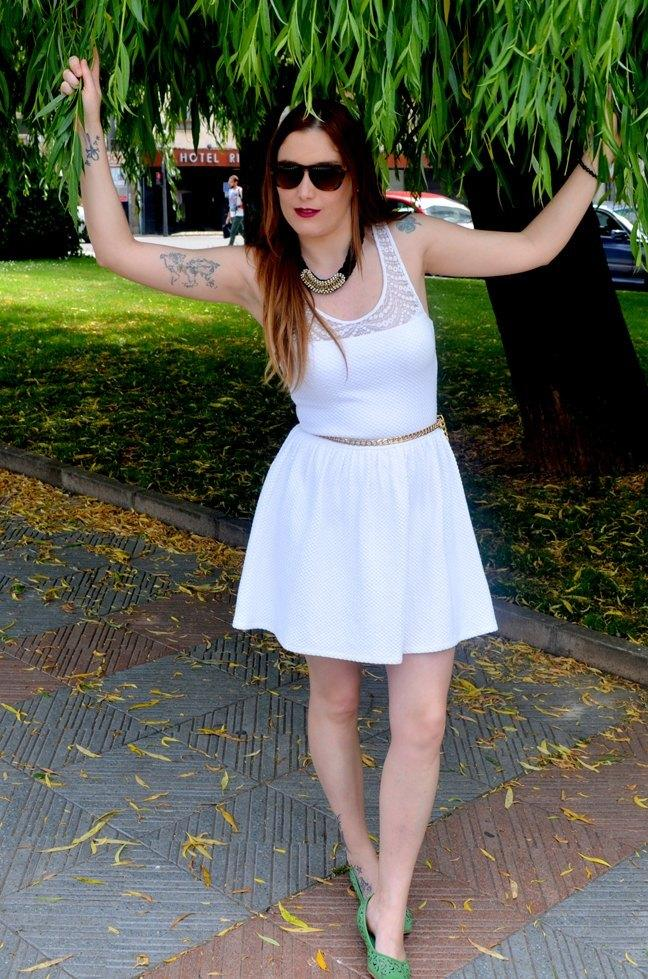 marikowskaya street style patri vestido blanco (2)