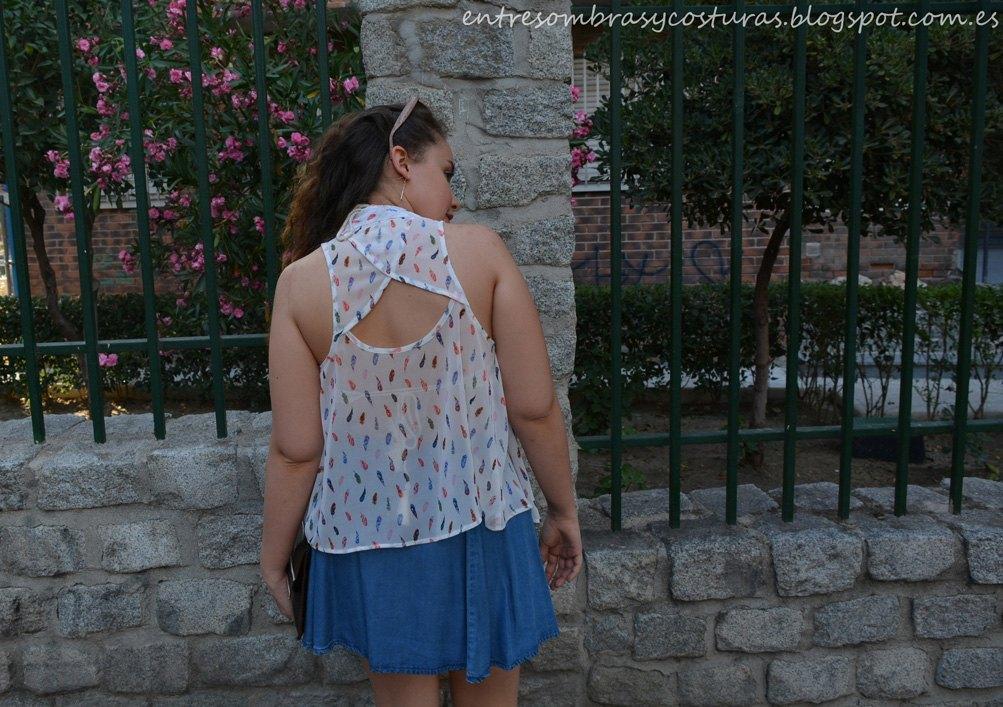 marikowskaya street style andrea bueno top crochet (1)