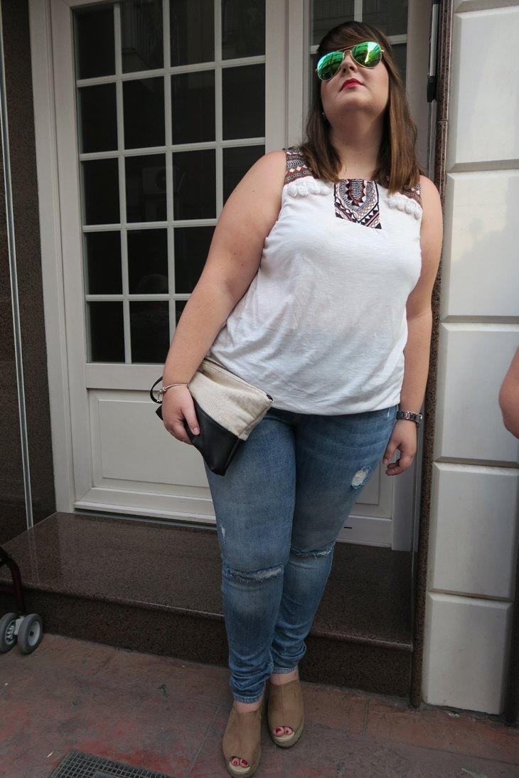 marikowskaya street style laura skinny jeans