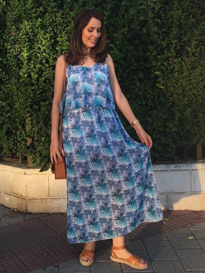 marikowskaya street style monica vestido largo (1)