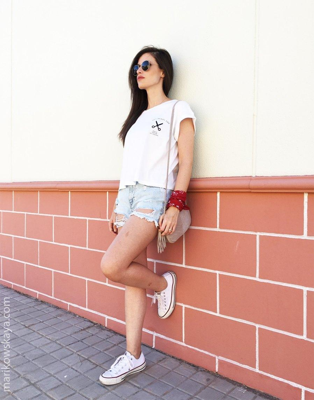marikowskaya street style ripped jeans 8