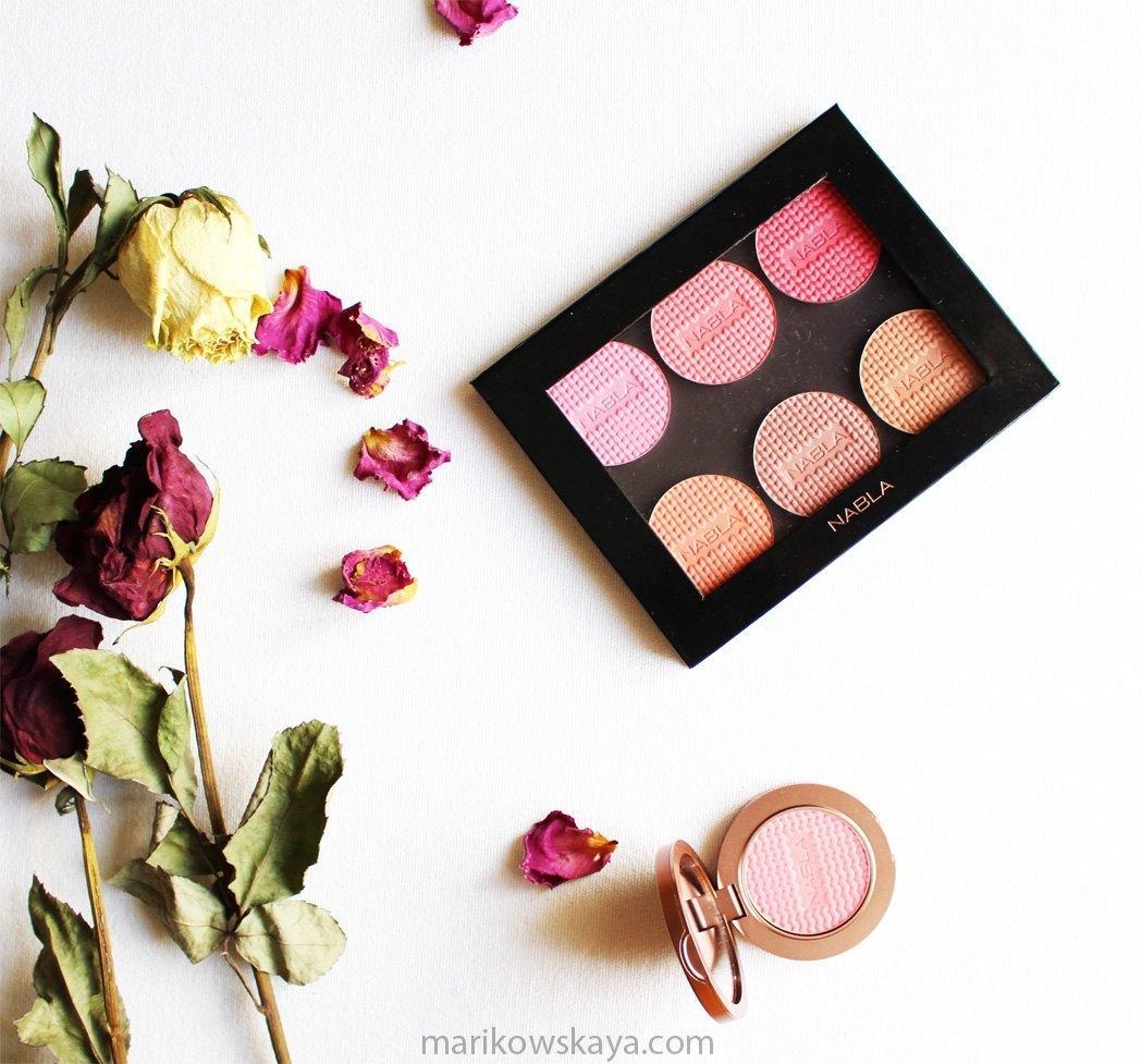 nabla blossom blush 2