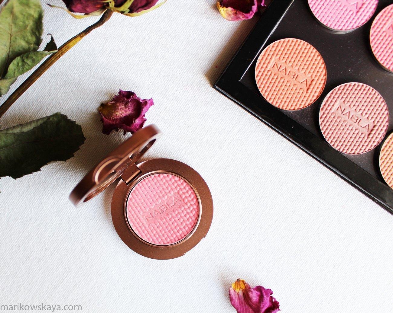 nabla blossom blush 5