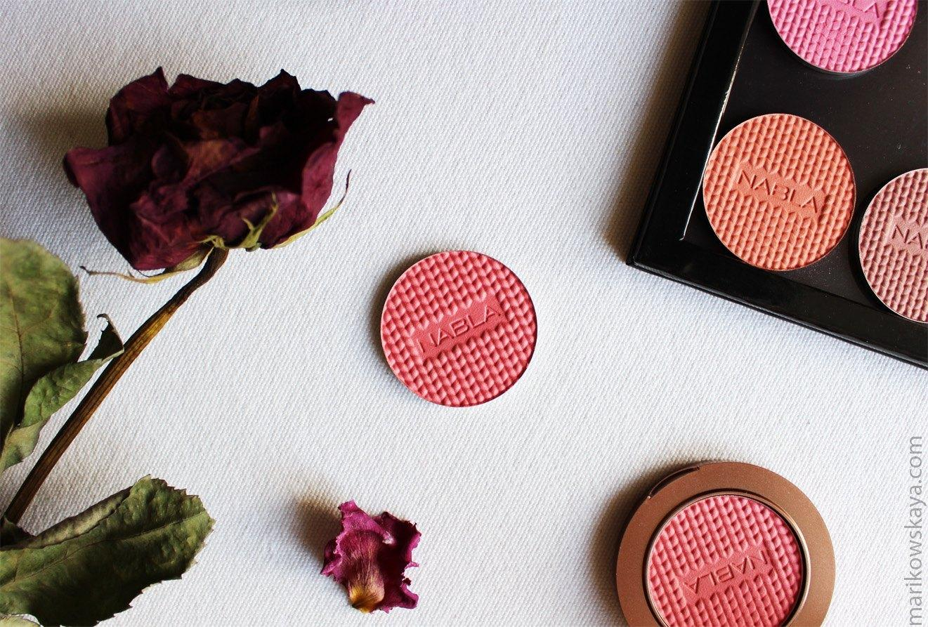 nabla blossom blush - beloved 2