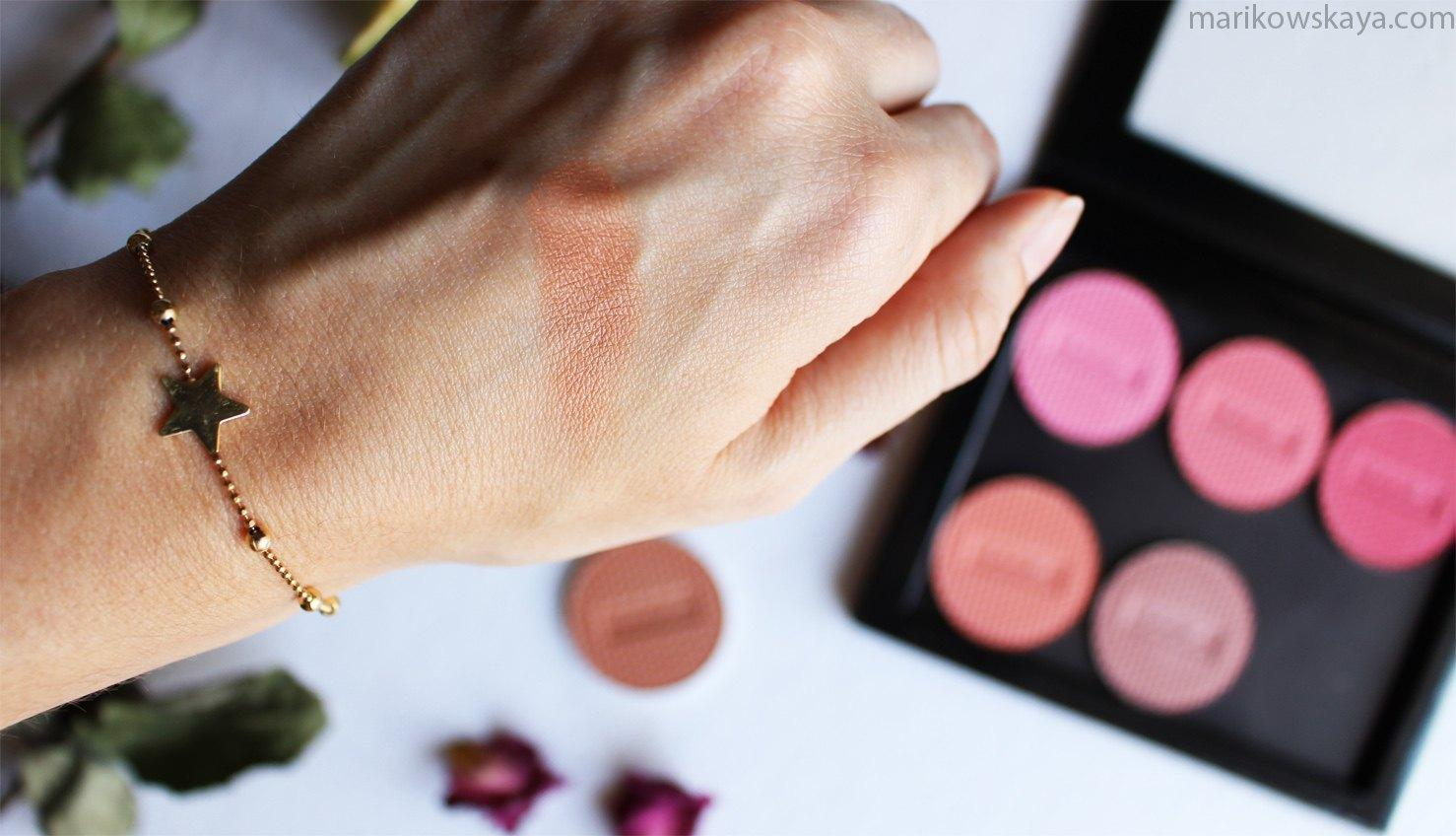 nabla blossom blush - hey honey! 3