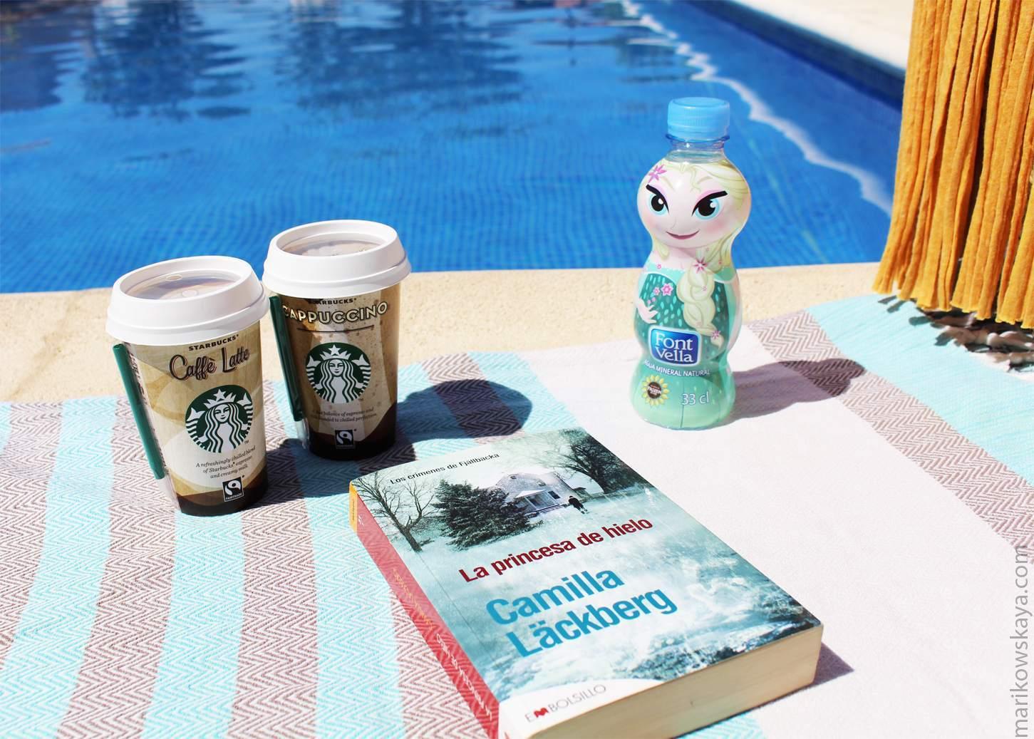 capazo piscina - lectura la princesa de hielo camilla läckberg