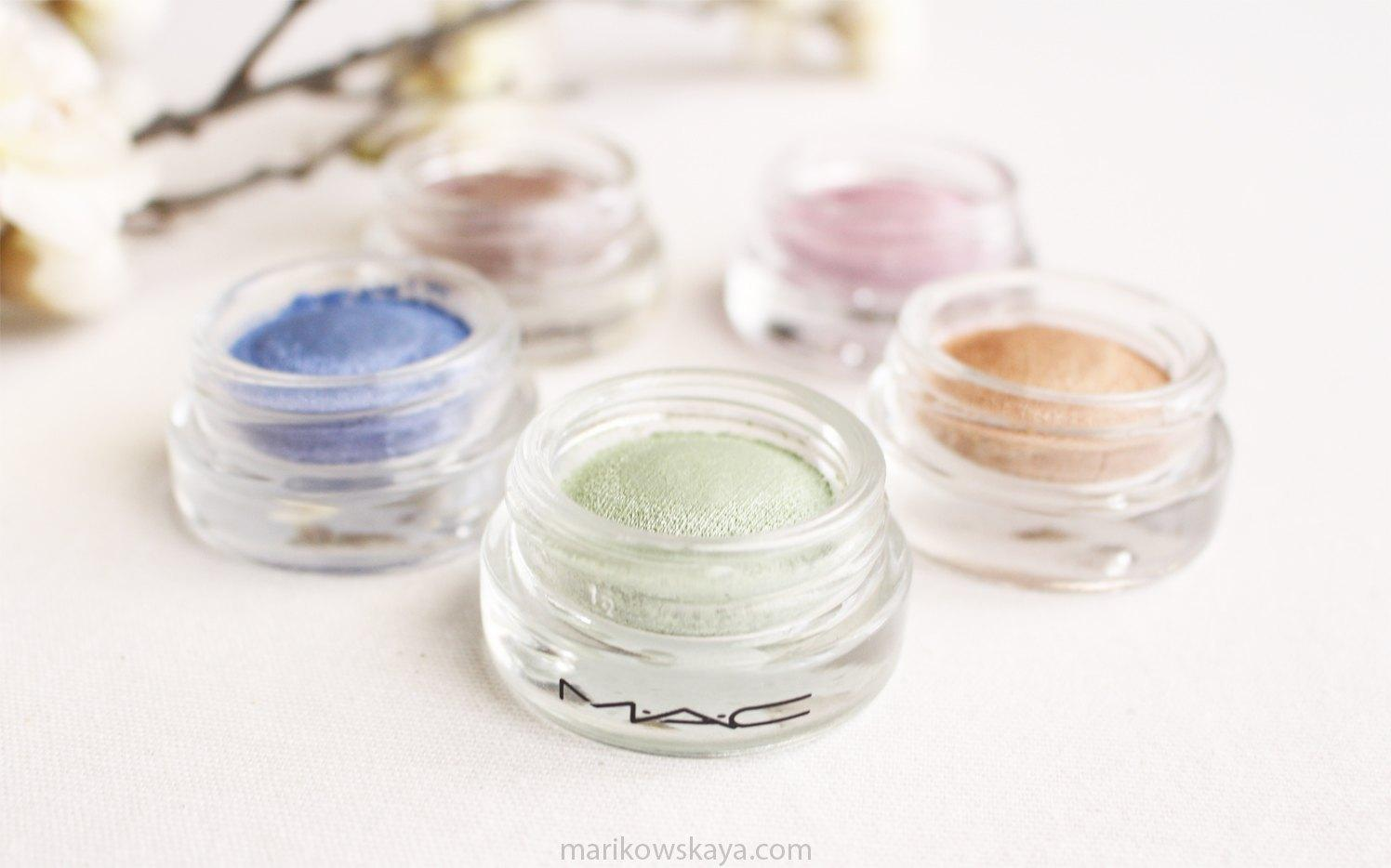 mac cosmetics soft serve eyeshadow 3