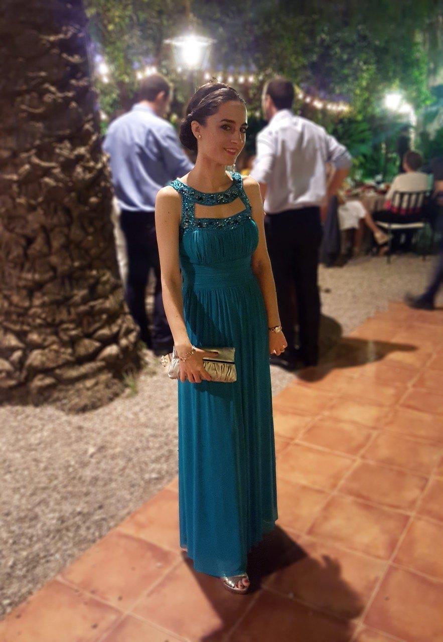 marikowskaya street style alicia vestido estilo griego (2)