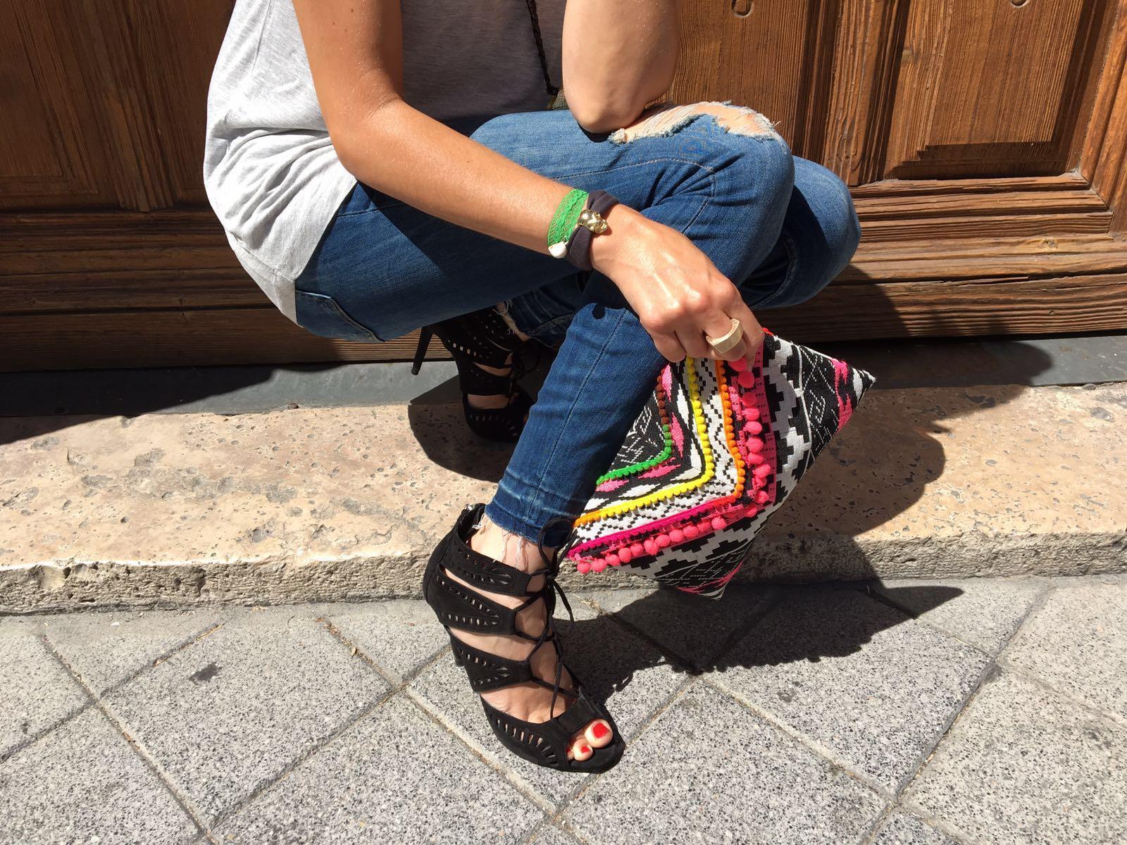 marikowskaya street style elena ripped jeans (5)