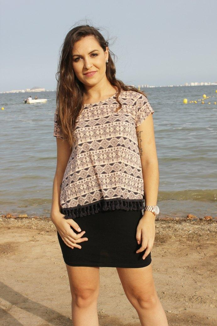 marikowskaya street style ladynoell falda negra (2)