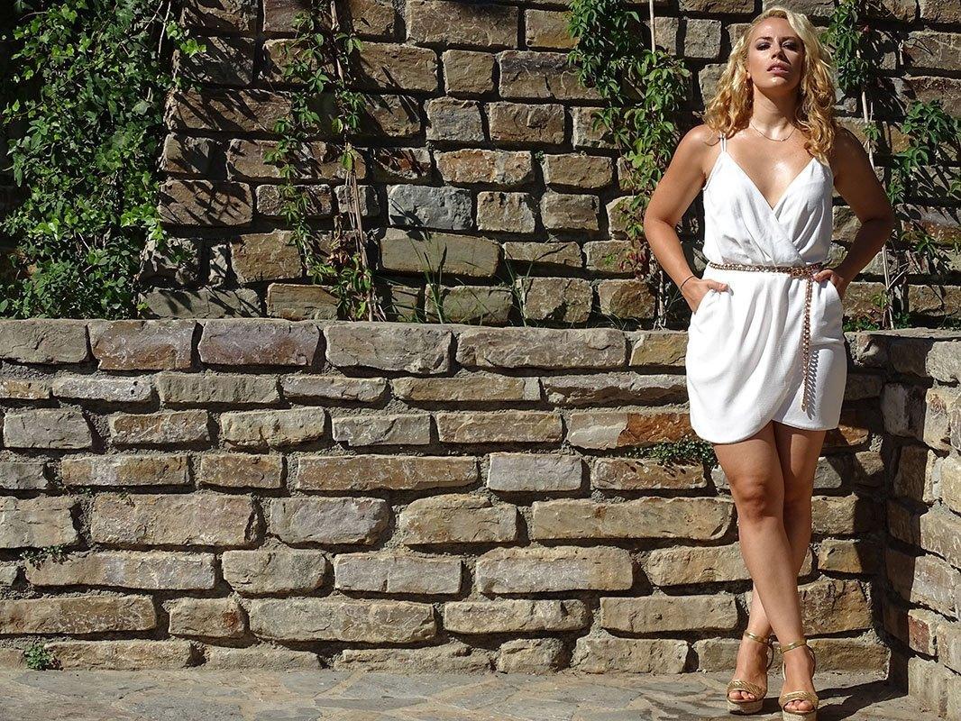 marikowskaya street style patricia vestido blanco (1)