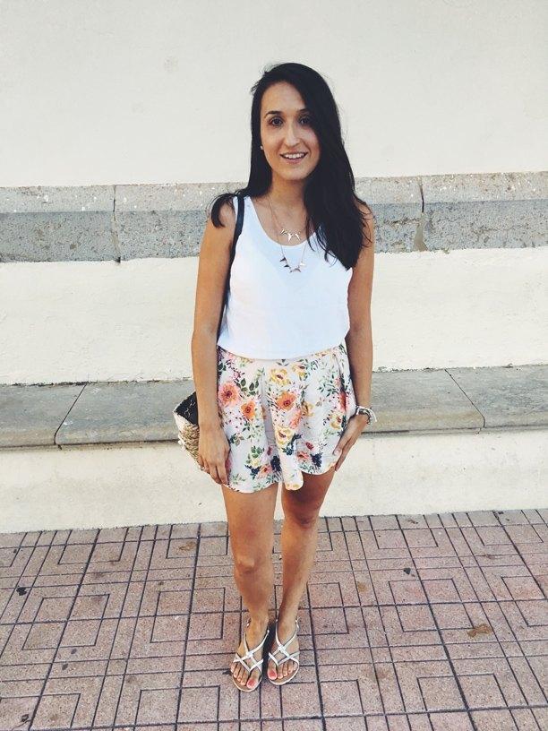 marikowskaya street style anna shorts flores (5)