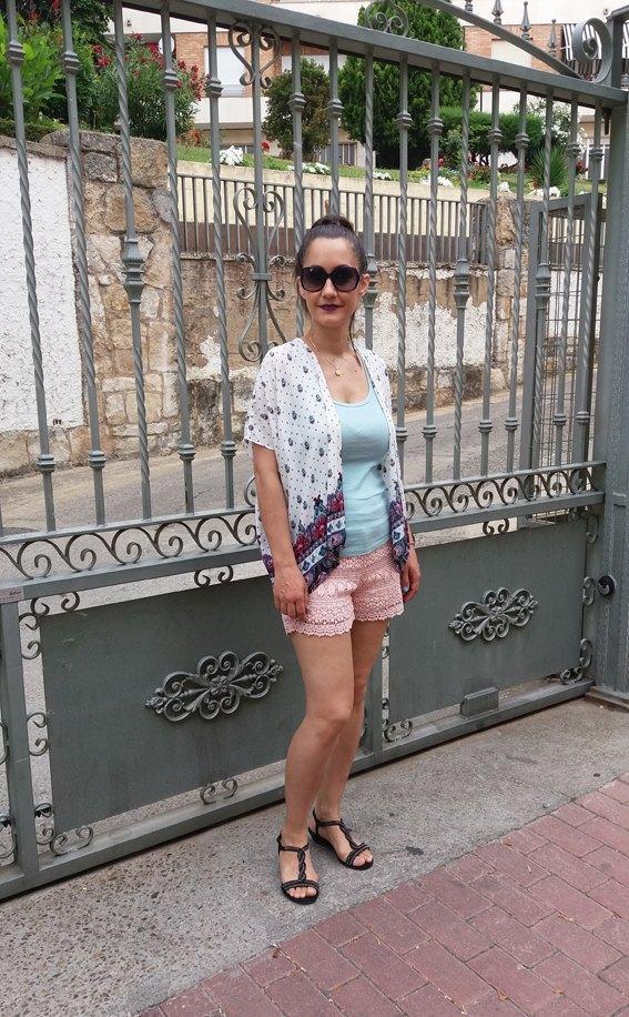 marikowskaya street style diana kimono