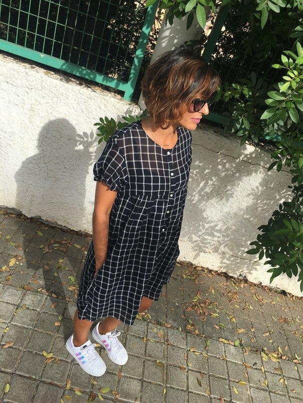 marikowskaya street style mis brochas y sombras vestido mono (4)