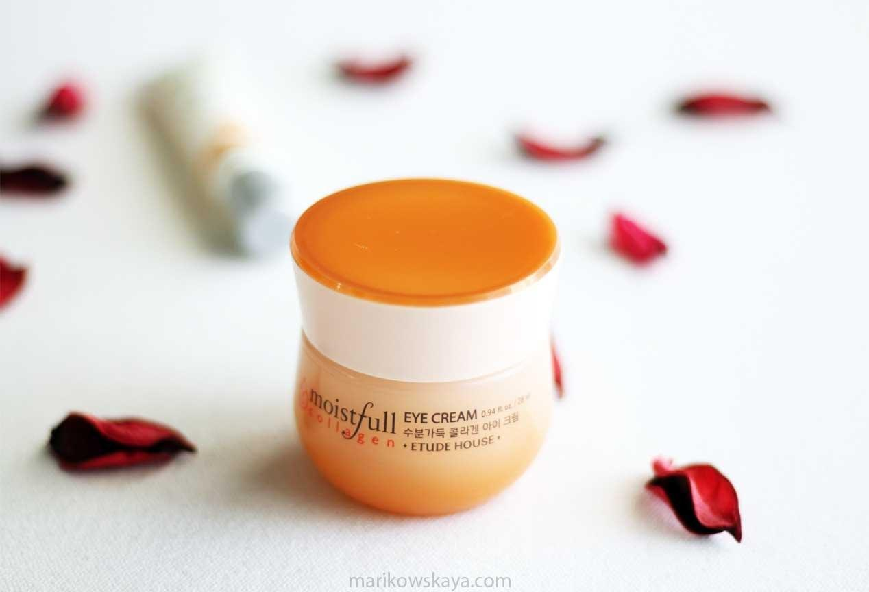 descubrimientos 2016 cosmética - etude house eye cream
